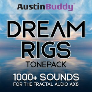 1400+ Naked Amps TonePack - Presets for your Axe-Fx III